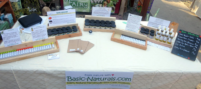 Basic Naturals products