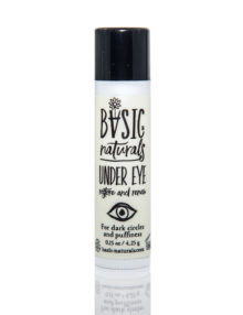 best under eye treatment - Basic-Naturals