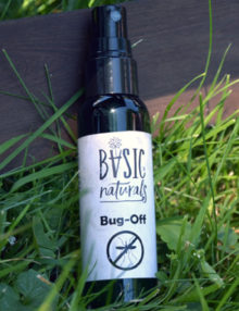 natural essential oil insect repellent, basic-naturals
