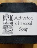 activated charcoal soap bar - basic-naturals